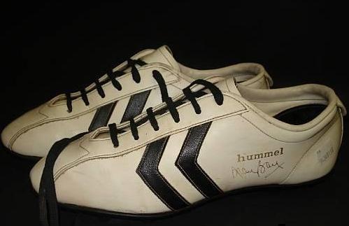 Botas blancas Hummel Alan Ball
